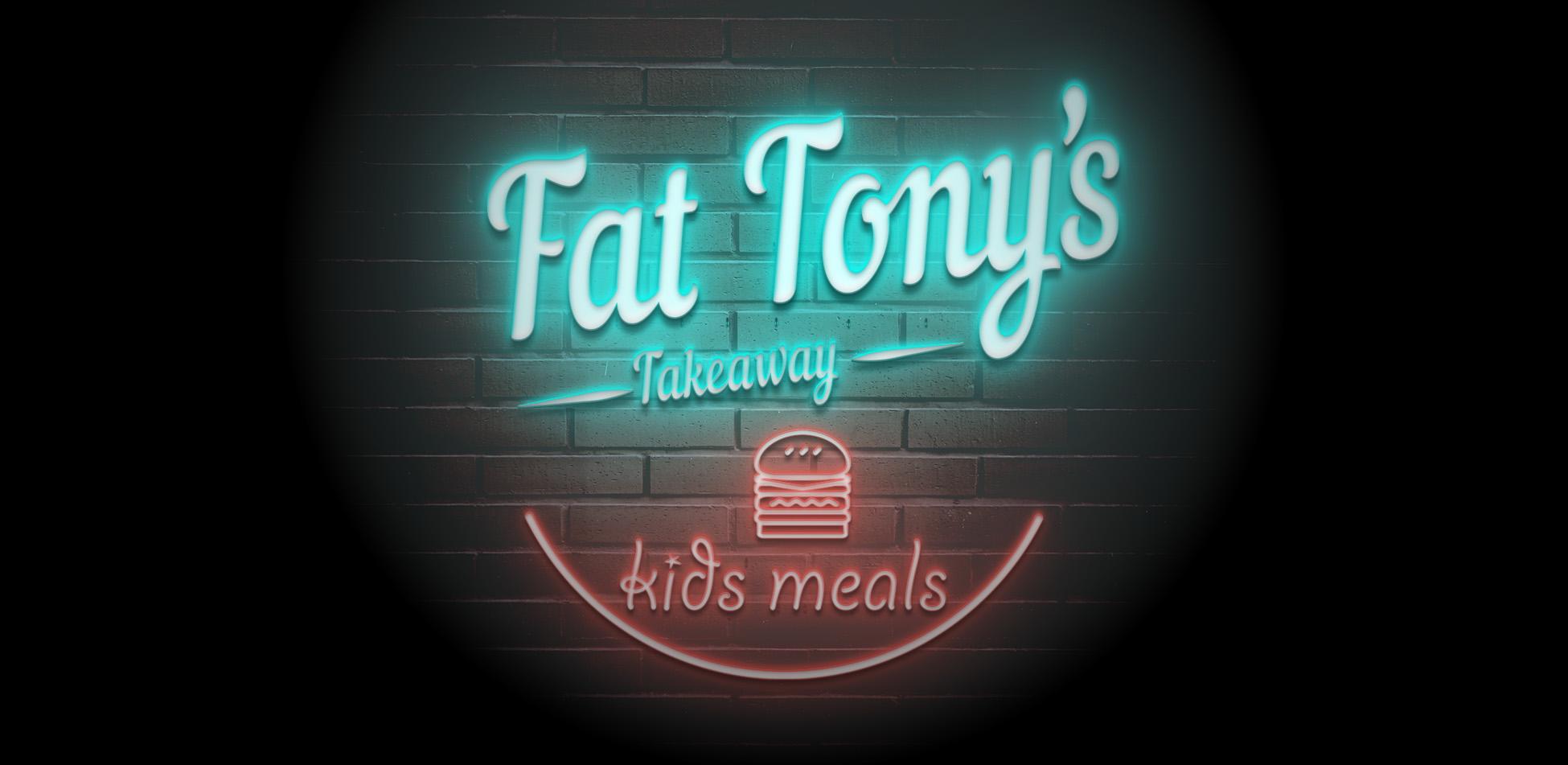 Food Fat Tonys Takeaways