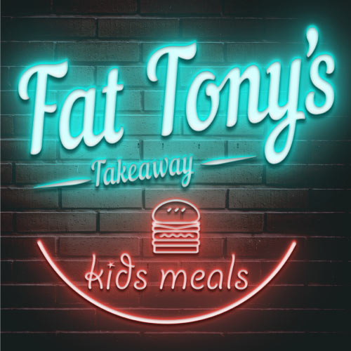 Fat Tony Kids 1x1